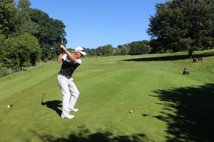 Simon McGreal PGA Head Professional