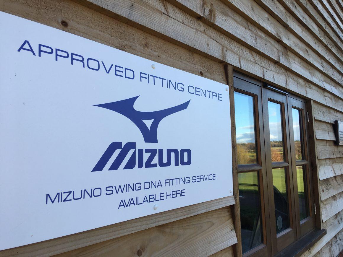 Mizuno Brand Ambassador, Club Fitting & Services