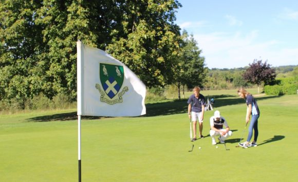 About Bradfield College Golf Club