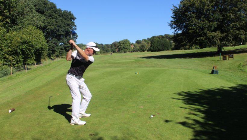 Simon McGreal PGA Director of Golf