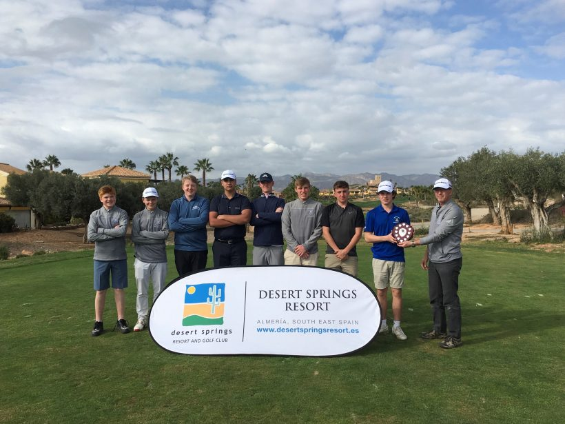 Desert Spring Golf Tour 2020