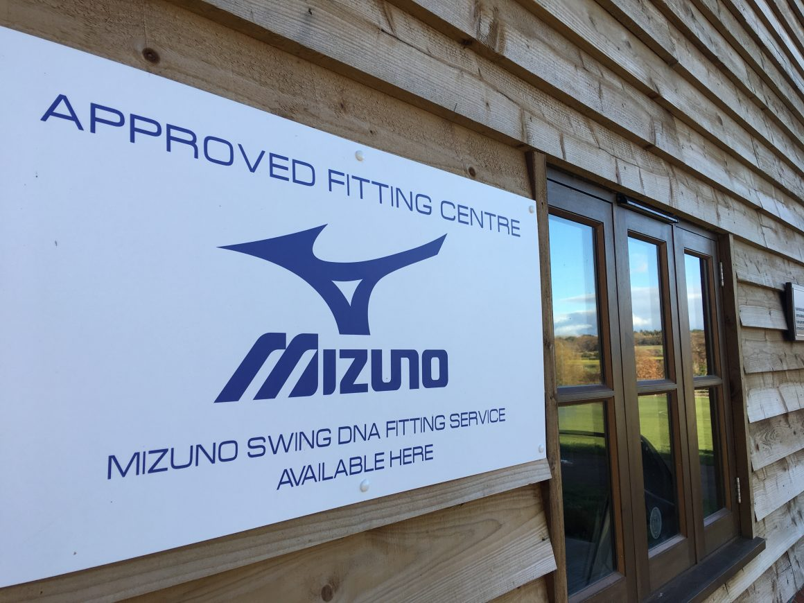 Mizuno Brand Ambassador, Club Fitting & Services