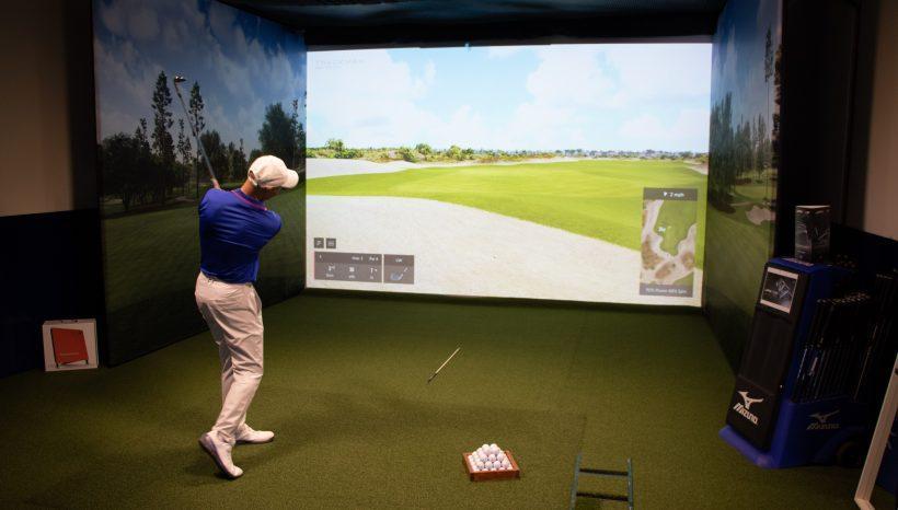Indoor Performance Golf Studio