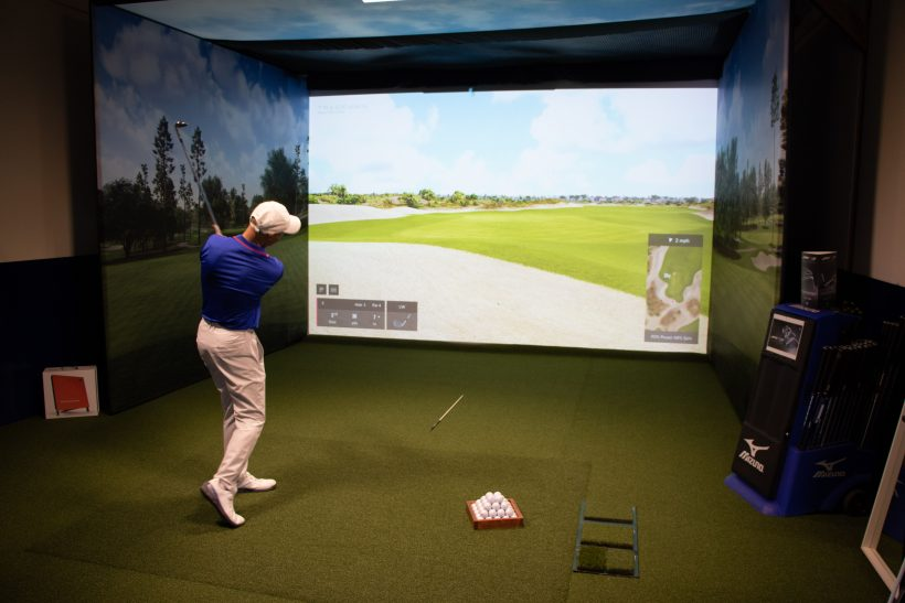 Indoor Performance Golf Studio